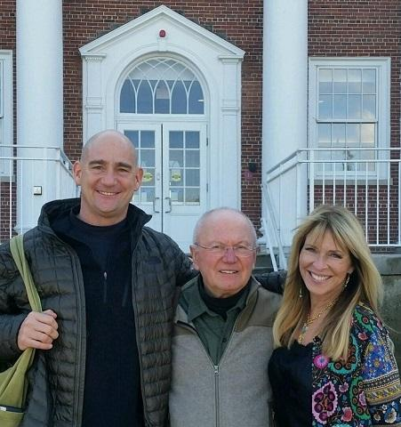Our Founders, after teaching at the Newburyport High School