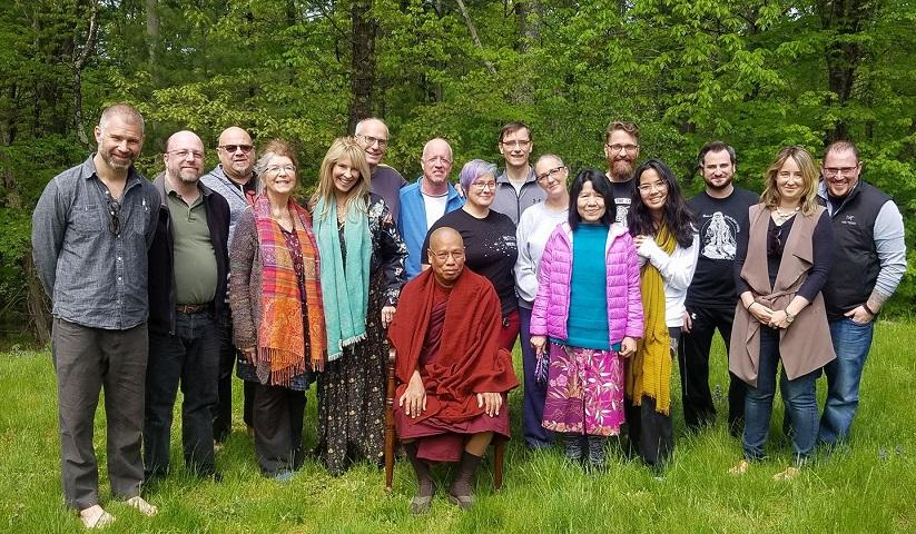 Burmese Sayadaw U Indaka Retreat